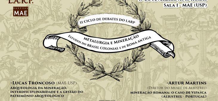 II Ciclo de Debates do LARP (17/2 – 15h)